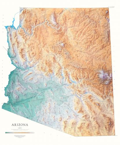 USA States Maps Lithography and Fine Art Prints Raven Maps