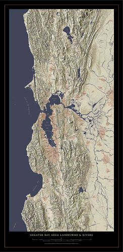 Greater Bay Area Landforms Map Fine Art Print Choose from over a million free vectors, clipart graphics, vector art images, design templates, and illustrations created by artists worldwide! raven maps