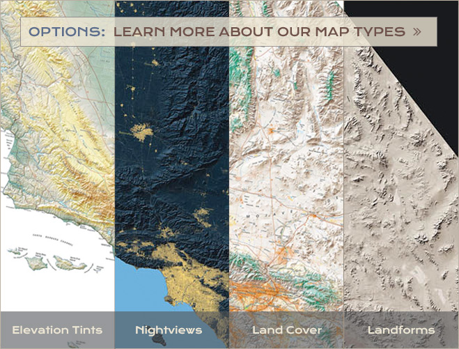 Home | Large Wall Maps | Raven Maps & Images