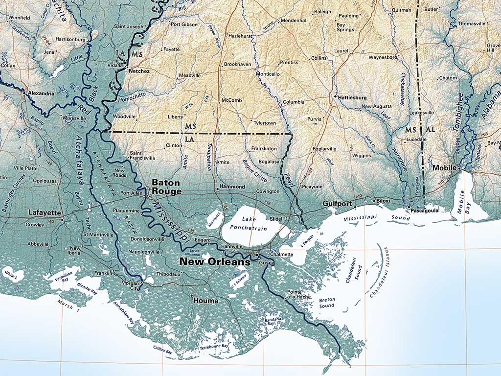 The Gulf Coast
