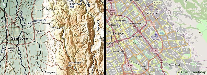 Little Saigon California Map.Maps